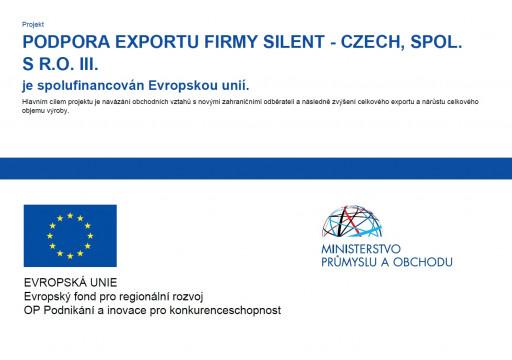 Publicita Podpora Exportu III